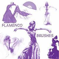 flamencobrushes by NadjaAlexR by portagayola