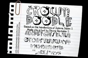 Crown Doodle by deathmunkey