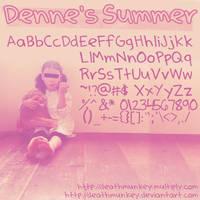 Denne's Summer by deathmunkey