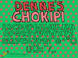 Denne - CHOKIPI by deathmunkey