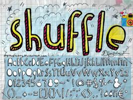 Denne Shuffle by deathmunkey