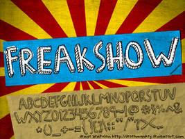 Denne Freakshow by deathmunkey