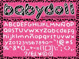 Denne BabyDoll by deathmunkey