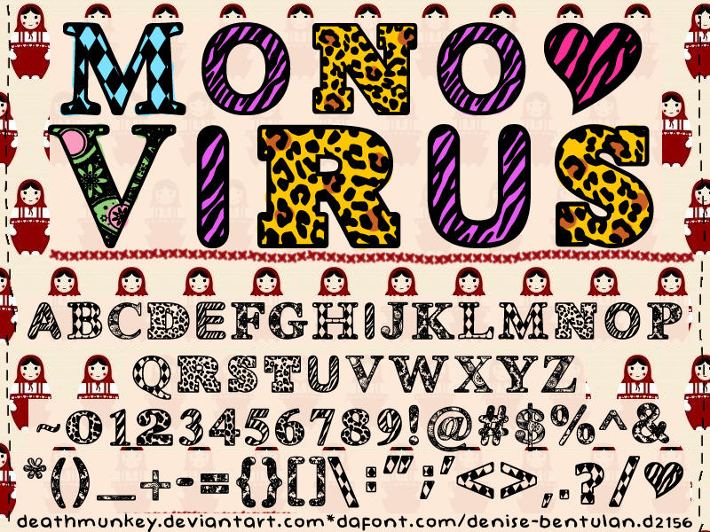 Denne MONOVIRUS by deathmunkey