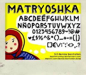 Matryoshka by deathmunkey