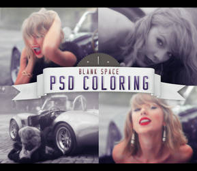 PSD #1 [Blank Space]