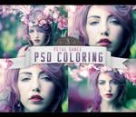 PSD #3 [Petal Dance]