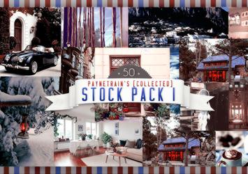 Stock Pack #1 [Random] by PT
