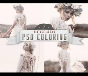 PSD #7 [Vintage Aroma]