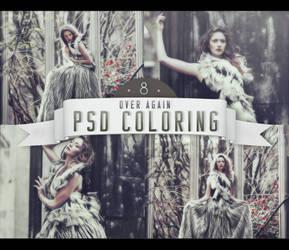 PSD #8 [Over again]