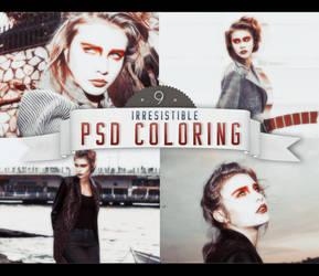 PSD #9 [Irresistible]