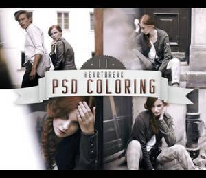 PSD #11 [Heartbreak]