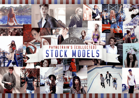 Paynetrain's Stock model pack #2 by marioantonio23