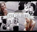 PSD #14 [Wild and Young]