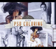 PSD # 35 [Olivia] by marioantonio23