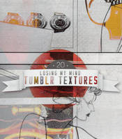 Paynetrain's Tumblr Textures [Losing My Mind] #1