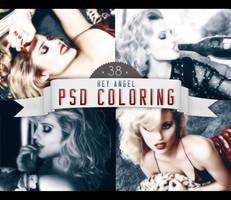 PSD # 38 [Hey Angel] by marioantonio23