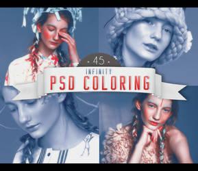 PSD # 45 [Infinity]