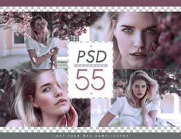 PSD # 55 [Last Year Was Complicated] by marioantonio23