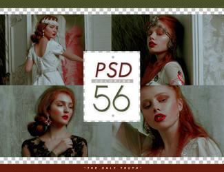 PSD # 56 [The Only Truth] by marioantonio23