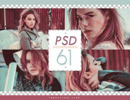 PSD # 61 [Beautiful Life] by marioantonio23