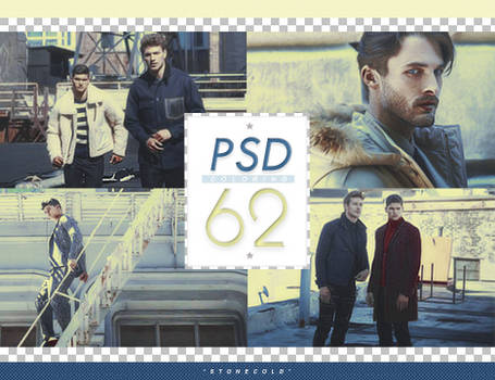 PSD # 62 [Stonecold]