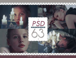 PSD # 63 [Sign of the Times] by marioantonio23