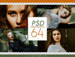 PSD # 64 [I'm Not Done Yet]