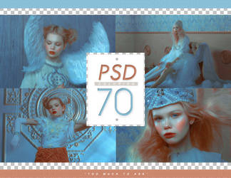 PSD # 70 [Too Much To Ask] by marioantonio23