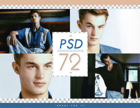 PSD # 72 [Ready For It]