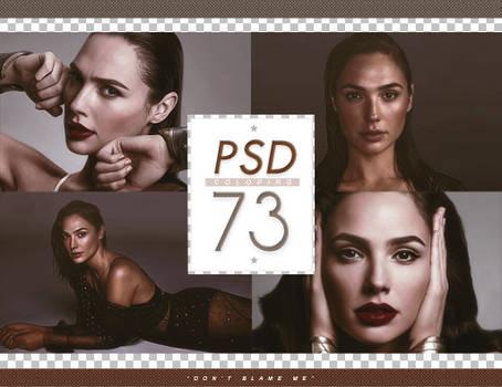 PSD # 73 [Don't Blame Me]