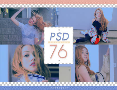 PSD # 76 [Gorgeous]