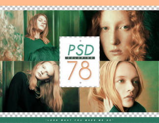 PSD # 78 [Look What You Made Me Do] by marioantonio23