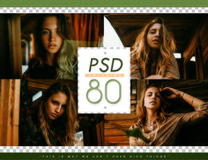 PSD # 80 [This Is Why We Can't Have Nice Things]