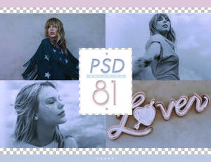 PSD # 81 [Lover]