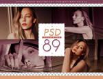 PSD # 89 [Renegade] by marioantonio23