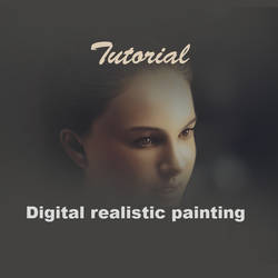 Tutorial - Digital Portrait by ShadCarlos
