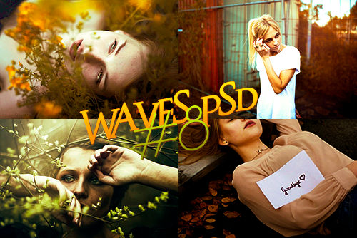 Waves psd #8