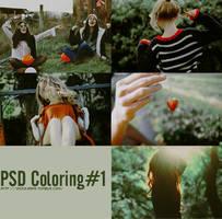 PSD Coloring #1 by SickyJinny