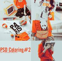 PSD Coloring #2 by SickyJinny
