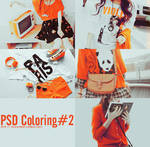 PSD Coloring #2