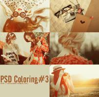 PSD Coloring #3 by SickyJinny