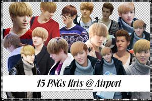 Pack 15 PNGs KRIS by SickyJinny
