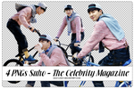 4 PNGs Suho - The Celebrity Magazine