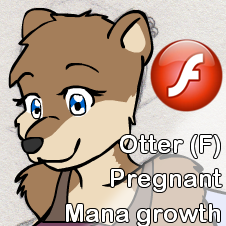 Magic expansion test by Preg-fur