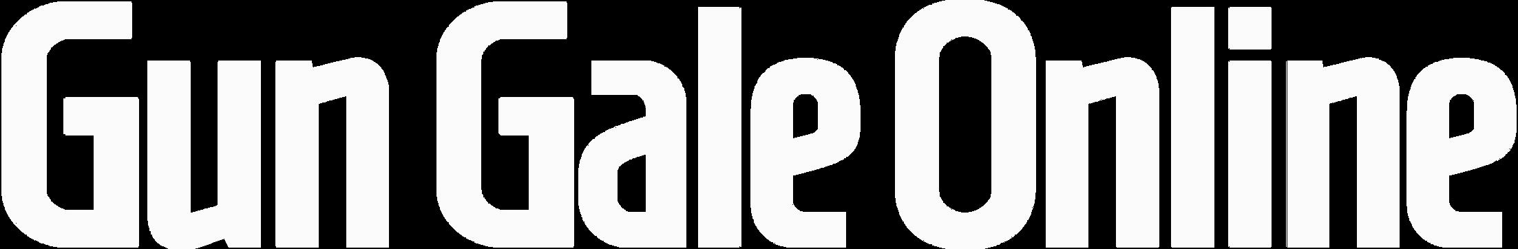 Gun Gale Online - Title Logo by darkblackswords on DeviantArt