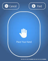 Gun Gale Online - GGO Place Your Hand UI