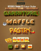 kitchen ps text style by dabbexsahi by dabbex30
