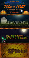 Halloween Text Effects_by dabbexsahi