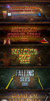 favorites tv series styles_by dabbexsahi